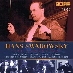 Hans Swarowsky - The Conductor, CD