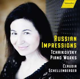 Claudia Schellenberger - Russian Impressions, CD
