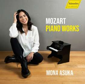 Wolfgang Amadeus Mozart (1756-1791): Klaviersonaten Nr.9,12,16, CD