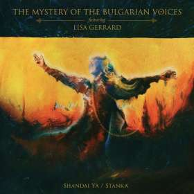 The Mystery Of The Bulgarian Voices: Shandai Ya / Stanka, CD