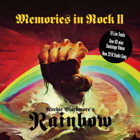Rainbow: Memories In Rock II, 2 CDs