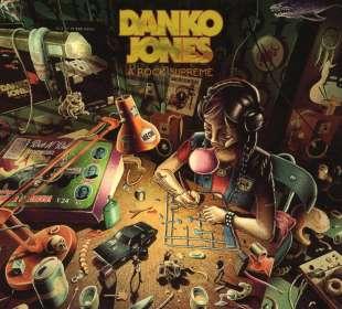 Danko Jones: A Rock Supreme, CD
