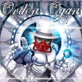 Orden Ogan: Final Days (Limited Edition), CD