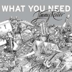 Jimmy Reiter: What You Need (signiert, exklusiv für jpc), CD