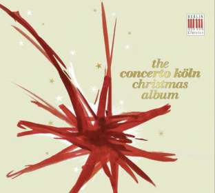 Concerto Köln - Christmas Album, CD