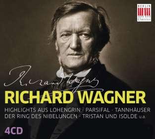 Richard Wagner (1813-1883): Richard Wagner - Auszüge aus Opern, CD
