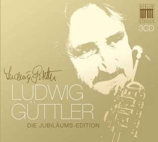 Ludwig Güttler - Die Jubiläums-Edition, 3 CDs