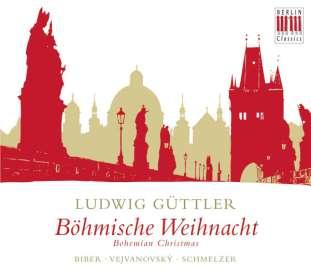 Ludwig Güttler - Böhmische Weihnacht, CD
