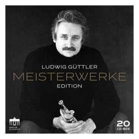 Ludwig Güttler Edition - Meisterwerke, 20 CDs