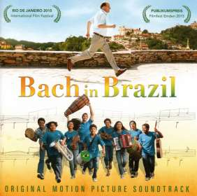 Bach in Brazil (Filmmusik), CD