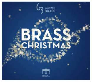 German Brass - Brass Christmas, CD