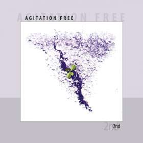Agitation Free: 2nd (Bonus-Edition), CD