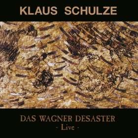 Klaus Schulze: Das Wagner Desaster, 2 CDs