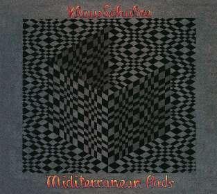 Klaus Schulze: Miditerranean Pads, CD