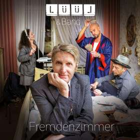 Lüül & Band: Fremdenzimmer, CD