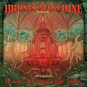 Bröselmaschine: It Was 50 Years Ago Today (+ Bonus), 5 CDs
