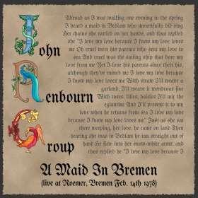 John Renbourn: A Maid in Bremen (Live at Roemer, Bremen Feb.14th), CD