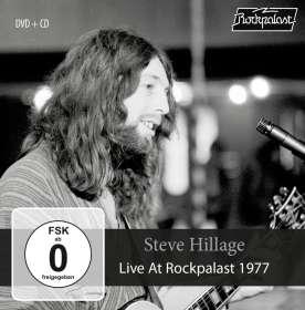 Steve Hillage: Live At Rockpalast 1977, CD