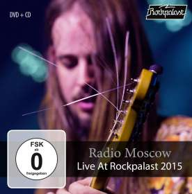 Radio Moscow: Live At Rockpalast 2015, CD