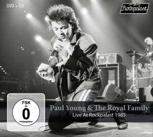 Paul Young: Live at Rockpalast 1985, CD