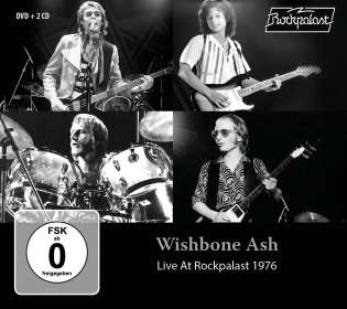 Wishbone Ash: Live At Rockpalast 1976, 2 CDs