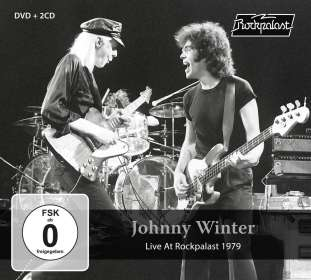 Johnny Winter: Live At Rockpalast 1979, CD