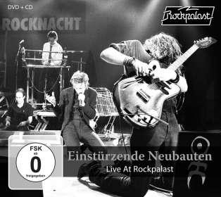 Einstürzende Neubauten: Live At Rockpalast, CD