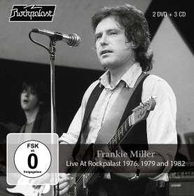Frankie Miller (Rock): Live At Rockpalast 1976, 1979 & 1982, CD