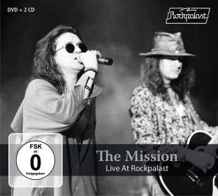 The Mission: Live At Rockpalast, 2 CDs