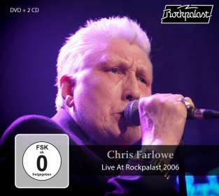 Chris Farlowe: Live At Rockpalast 2006, 2 CDs