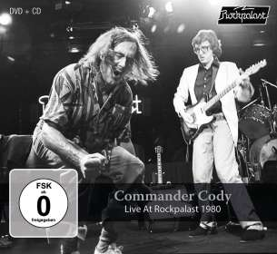 Commander Cody: Live At Rockpalast 1980, CD