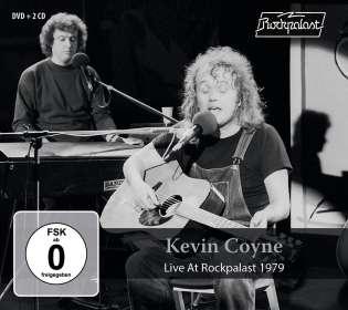 Kevin Coyne: Live At Rockpalast 1979, 2 CDs