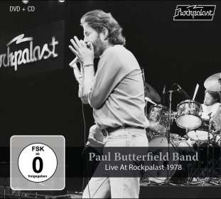 Paul Butterfield: Live At Rockpalast 1978, CD