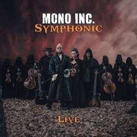 Mono Inc.: Symphonic Live, 2 CDs