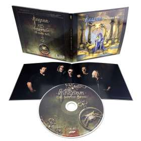 Magnum: The Serpent Rings, CD