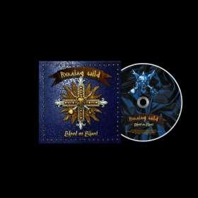 Running Wild: Blood On Blood, CD