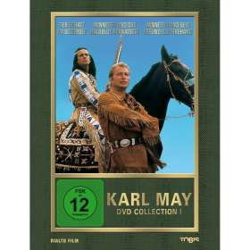 Karl May Collector's Box 1, 3 DVDs