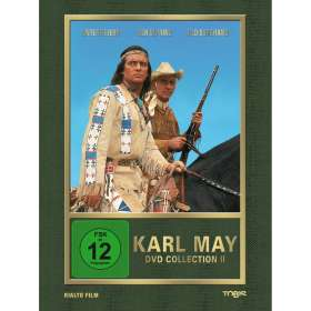 Karl May Collector's Box 2, 3 DVDs