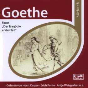 Goethe,Johann Wolfgang von:Faust 1, 2 CDs