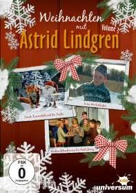 Weihnachten mit Astrid Lindgren 3, DVD