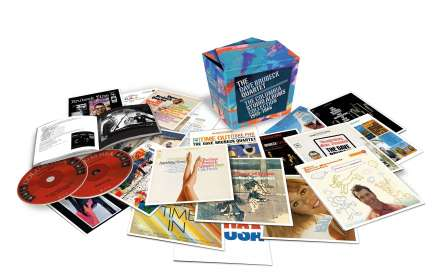 Dave Brubeck  (1920-2012): The Columbia Studio Albums Collection, 19 CDs