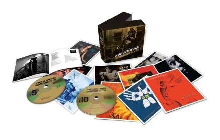 Wynton Marsalis  (geb. 1961): Swingin' Into The 21st, 11 CDs