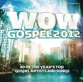 Various Artists: Wow Gospel 2012, 2 CDs