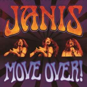 """Janis Joplin: More Over (Strictly Limited Numbered 7"""" RSD-Edition), 4 Single 7""""s"""