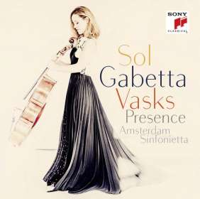 "Peteris Vasks (geb. 1946): Cellokonzert Nr.2 ""Presence"", CD"