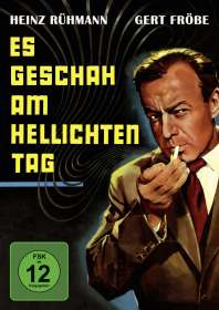 Ladislao Vajda: Es geschah am hellichten Tag (1958), DVD
