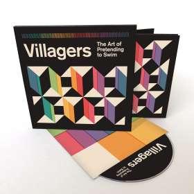 Villagers: The Art Of Pretending To Swim, CD