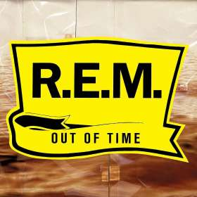 R.E.M.: Out Of Time (25th-Anniversary-Edition) (remastered) (180g), LP