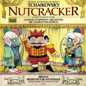Peter Iljitsch Tschaikowsky (1840-1893): Der Nußknacker op.71 (180g / DMM Direct Cut), 2 LPs