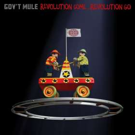 Gov't Mule: Revolution Come ... Revolution Go (180g), 2 LPs
